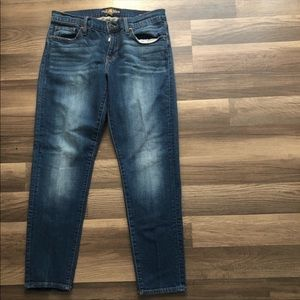 Lucky Brand Sienna Cigarette Jeans Sz 8/29